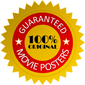 Guaranteed Original Movie Posters