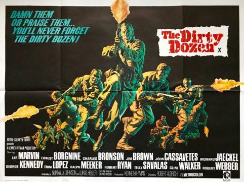 The-Dirty-Dozen-Movie-Poster