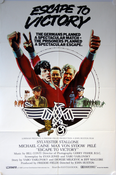 Escape to Victory - Vintage Movie Posters