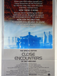 Close Encounters of the Third Kind the Special Edition