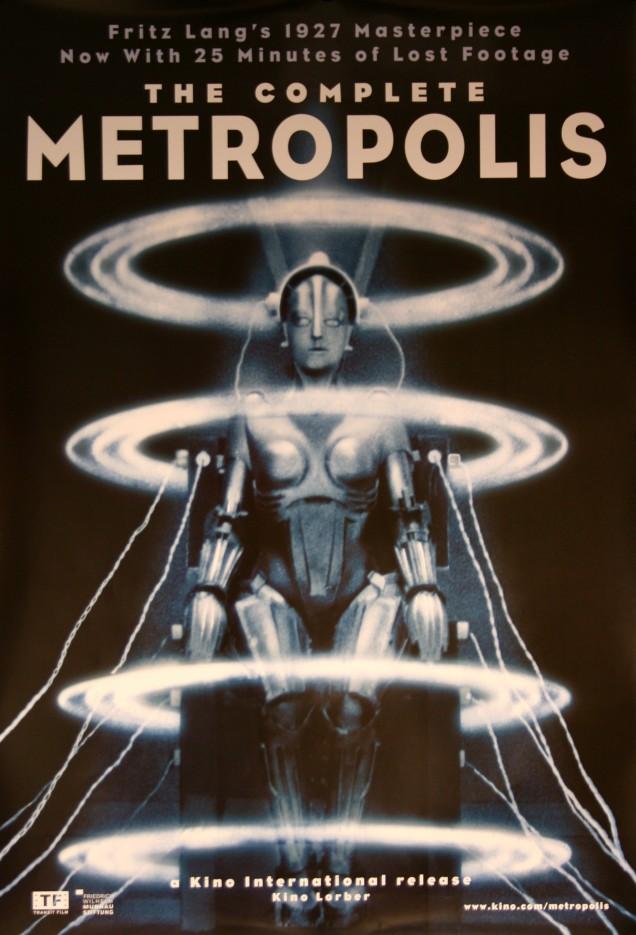 Metropolis, The Complete  (2010)