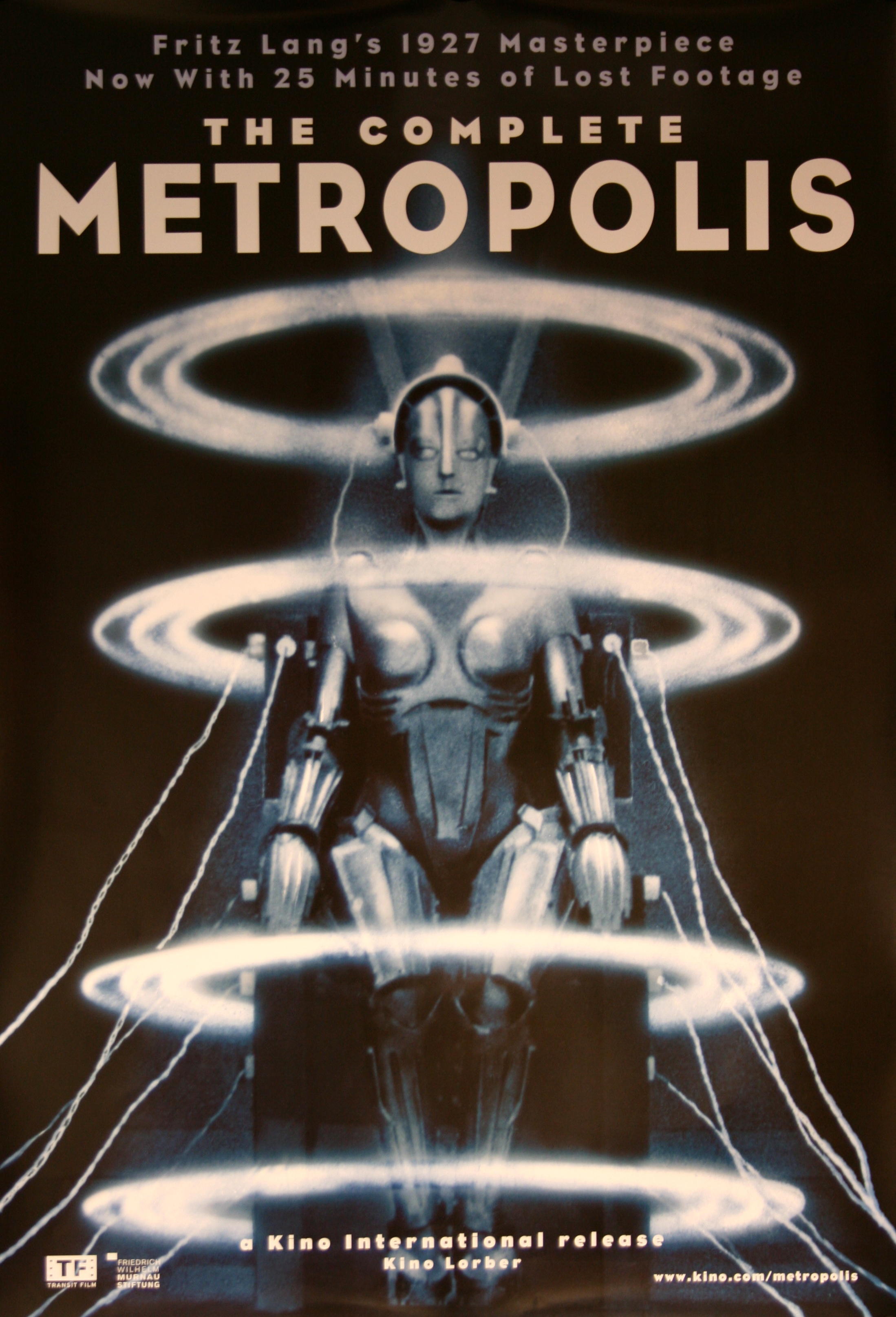 Image result for metropolis film posters