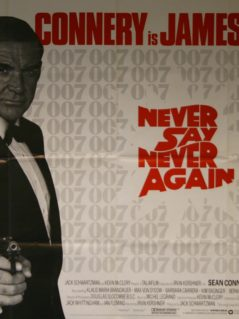 James Bond: Never Say Never Again