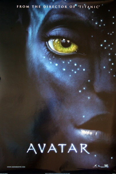 Adventure movie posters - Avatar poster ...