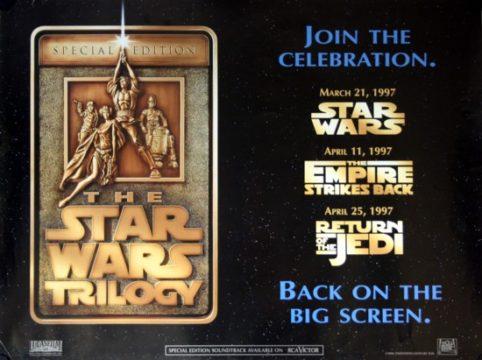 Star Wars: Special Edition 1997 Trilogy Teaser