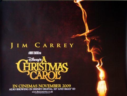 A Christmas Carol Poster.A Christmas Carol 2009