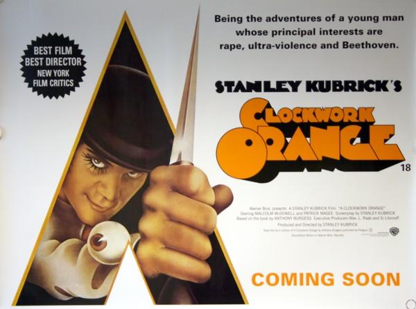Clockwork Orange -  1971 (2000 RR)