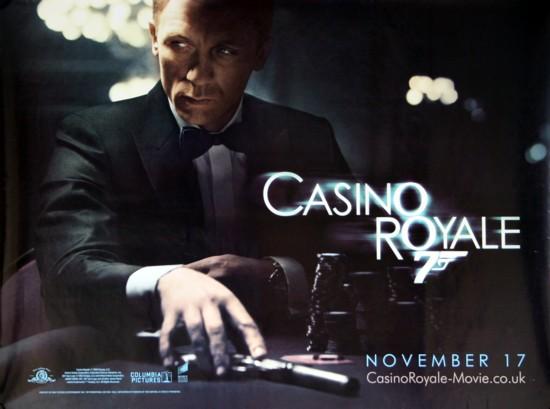 James Bond: Casino Royale 2006