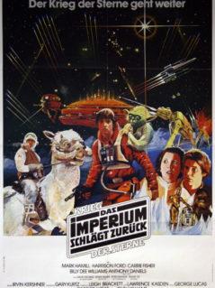 Star Wars: Episode V - The Empire Strikes Back  (Kieg der Sterne - Das Imperium Schlagt Zuruck)