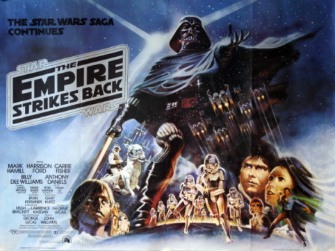 Image result for star wars empire strikes back horizontal
