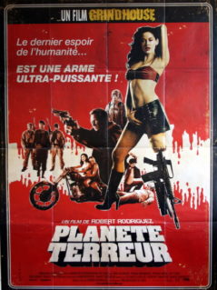 "Planet Terror - ""Planete Terreur"""