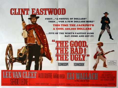 Good, The Bad and The Ugly, The   (1968)
