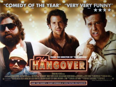 Resultado de imagen para the hangover poster
