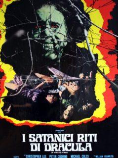 """The Satanic Rites of Dracula - """"I Satanici Riti Di Dracula"""""""