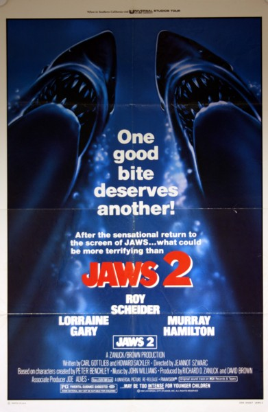 Jaws 2  (1980)