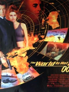 James Bond: The World is Not Enough