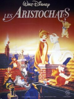 "Aristocats, The   ""Les Aristochats"""