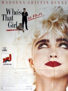 "Who's That Girl - ""Le Film"""