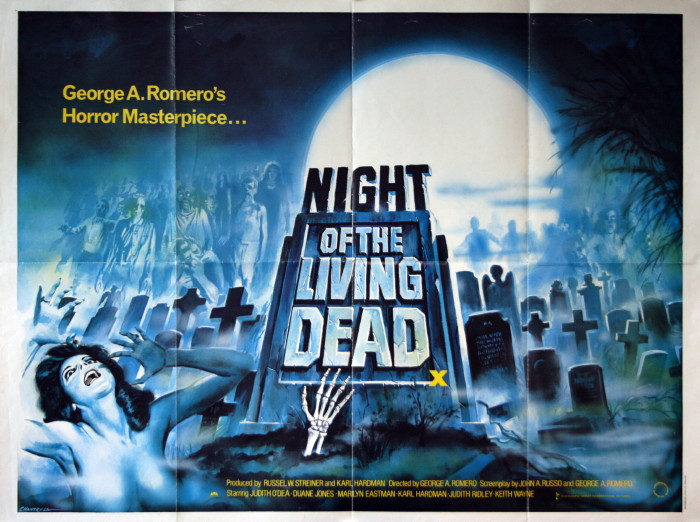 Night of the Living Dead (1968 / 1981 RR)