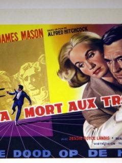 """North By Northwest - """"Le Mort Aux Trousses"""""""