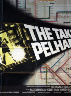 Taking of Pelham 1-2-3, The  (1974)