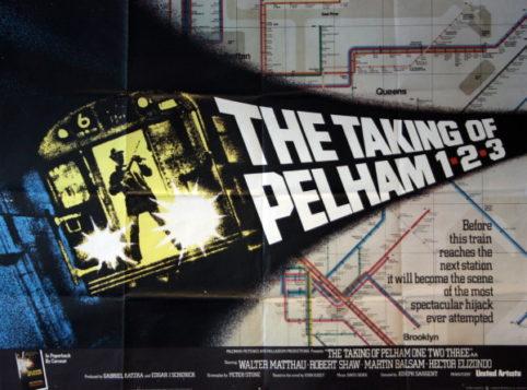 Taking of Pelham 1-2-3, The  (1974)