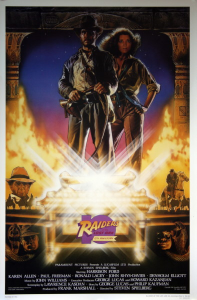 Raiders of the Lost Ark - 10th Anniversary Edition