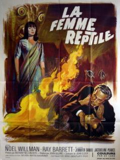 """Reptile, The - """"La Femme Reptile"""""""
