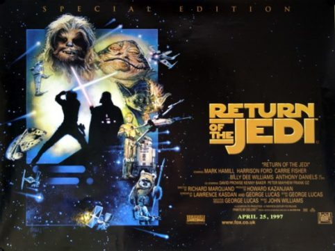 Star Wars: Episode 6 Return of the Jedi-Special Edition 1997