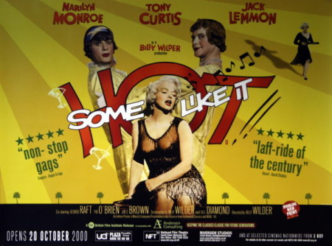 Some Like It Hot  (2000 - BFI)