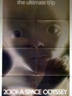 "2001: A Space Odyssey   (""Star Child"" 1972 - RR)"