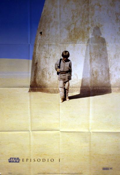 "Star Wars: Episode 1 The Phantom Menace - ""La Minaccia Fantasma"""