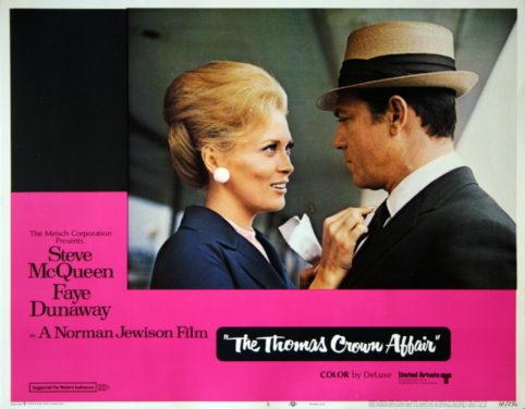 Thomas Crown Affair, The   (1968)