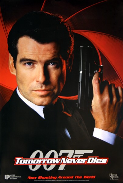 James Bond: Tomorrow Never Dies