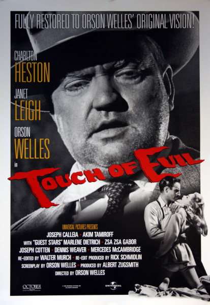Touch of Evil - 1958 (1998 RR)