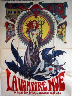 """The Nude Vampire - """"La Vampire Nue"""""""