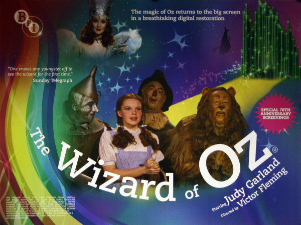Wizard of Oz, The    (BFI - 2009)