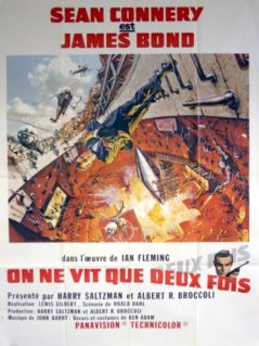 "James Bond: You Only Live Twice - ""On Ne Vit Que Deux Fois"""