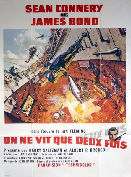 """James Bond: You Only Live Twice - """"On Ne Vit Que Deux Fois"""""""