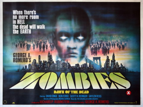 Zombies: Dawn of the Dead  (1978)