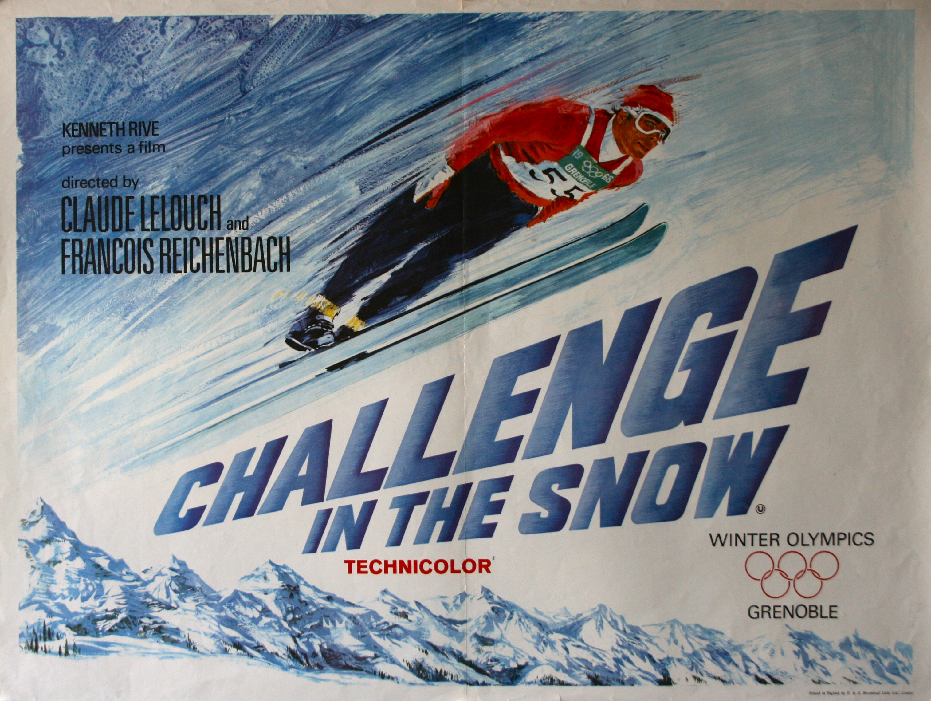 Challenge-in-the-Snow-Movie-Poster