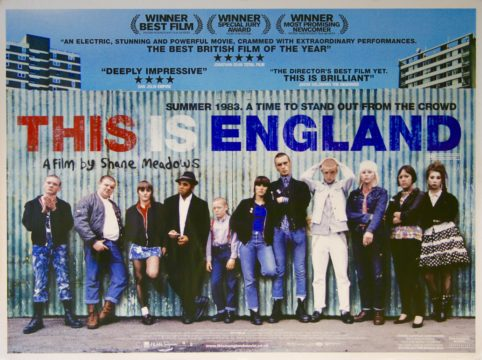 This is England Film Poster