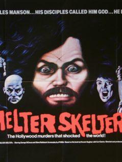 Helter Skelter Original UK quad movie poster