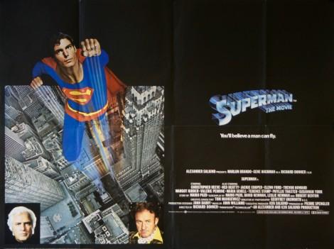 original superman movie poster vintage movie posters