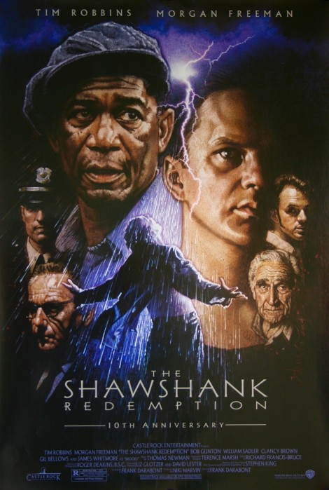 shawshank redemption film essay hope The shawshank redemption essay - in this paper the movie the shawshank  redemption will be discussed which is a story of convict andy dufresnes, life in.