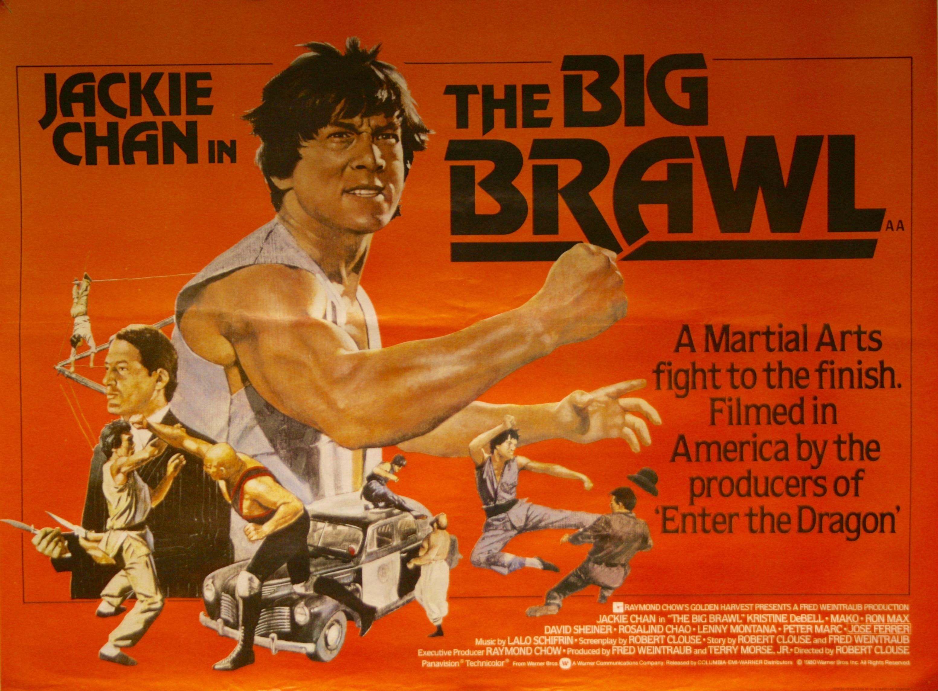 The-Big-Brawl-Movie-Poster