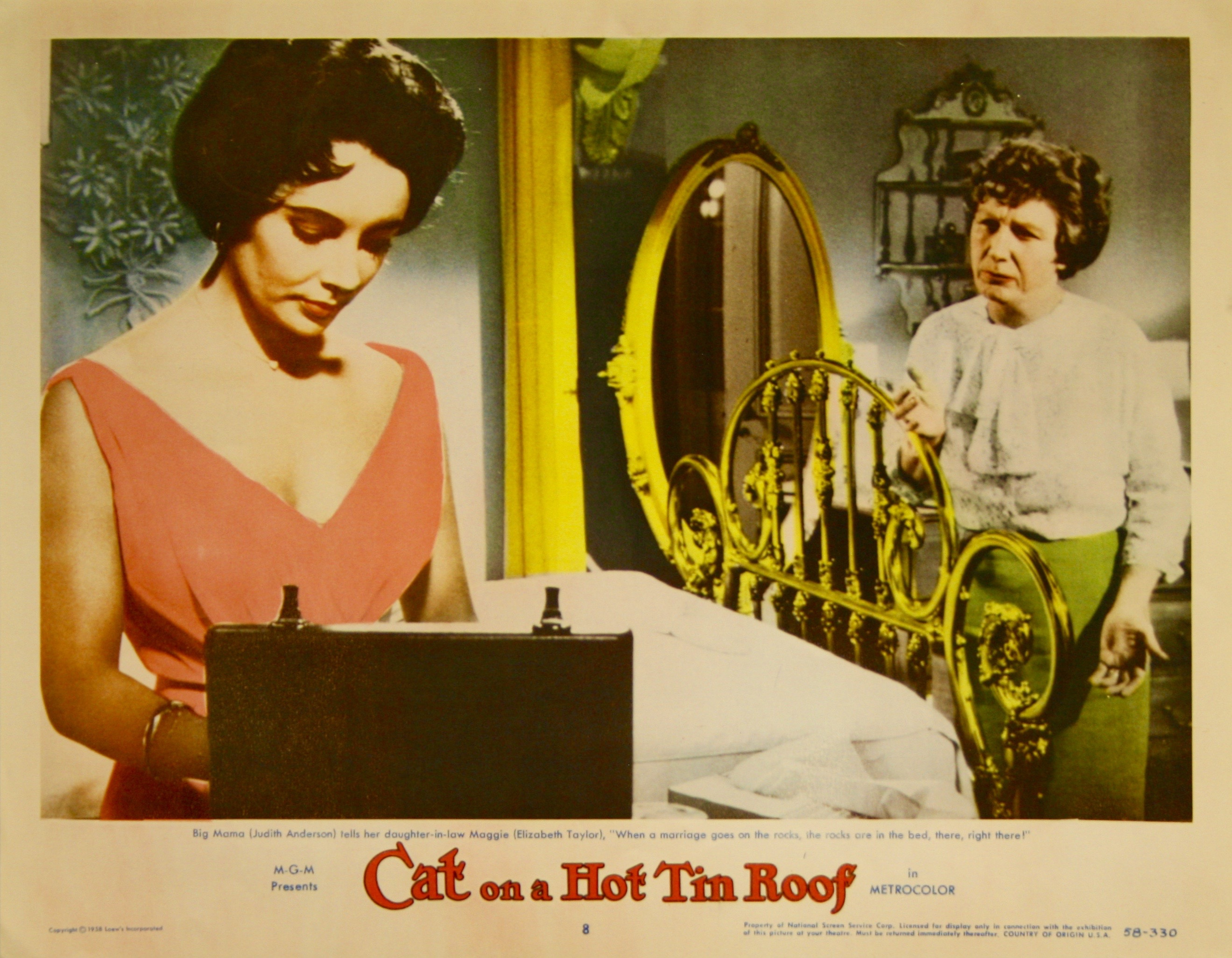 Cat-on-a-Hot Tin-Roof-Movie-Poster