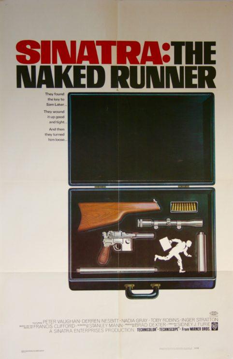 The-Naked-Runner-Movie-Poster