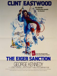 The-Eiger-Sanction-Movie-Poster