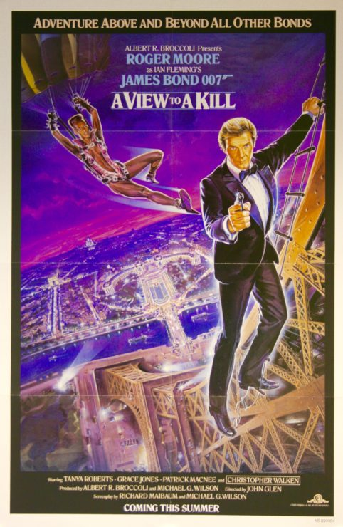 A-View-To-A Kill-Movie-Poster